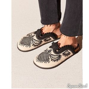 FREE PEOPLE Walden Footbed Oatmeal
